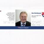 Bannerpen or Flyerpen| Politieke tang, tangen verkiezing, politieke-campagne tang