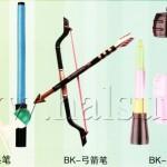 bow & arrow pens,grenade pens,artillery pens, lens pens,binoculars pen